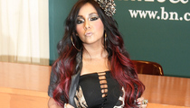 Video: Snooki Faces Off with Beavis and Butt-head!