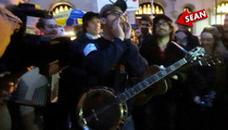Sean Lennon -- Occupy Wall Street Material?