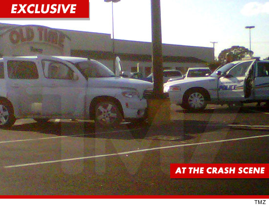 Jenelle Evans Car Crash
