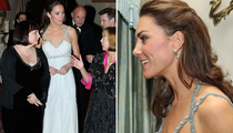 Duchess Kate's Mysterious Scar -- Where Did It Come From?