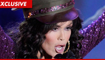Marie Osmond Rushed to Hospital -- Bad Lung Problem