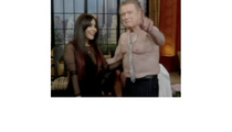 Watch At Your Own Risk: Regis Philbin Strips for Snooki