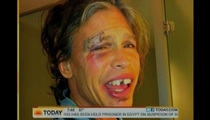 Steven Tyler -- I Did NOT Fall Off the Wagon