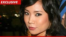 'My Generation' Actress -- Arrested for DUI After Smashing Cop Car