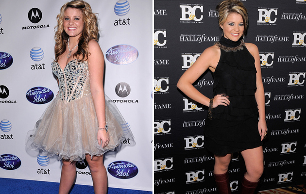 """Idol's"" Lauren Alaina: ""I've Lost 25 Pounds!"" -- Find Out How!"