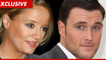 'The Office' Star -- Divorcing 'Mentalist' Hunk