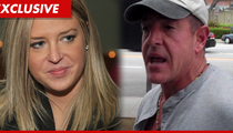 Kate Major -- Calls Cops on Michael Lohan ... AGAIN!!!