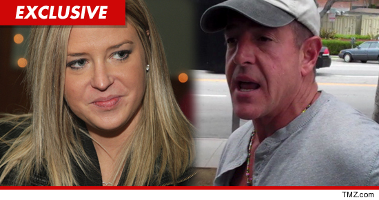 Kate Major -- Calls Cops on Michael Lohan