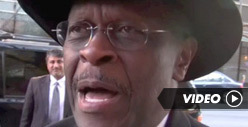 Herman Cain -- His Godfather Campaign Promise