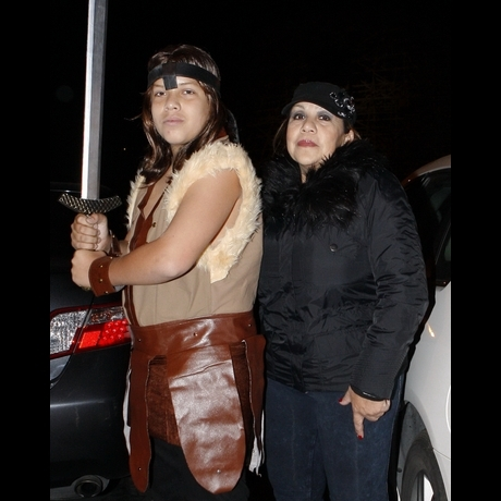 Joseph Baena Halloween Costume Conan Barbarian Photo Gallery