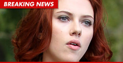 Scarlett Johansson -- The Nude Pics Were for Ryan Reynolds