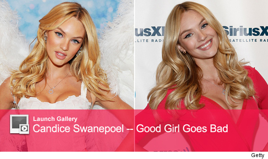 Candice Swanepoel: Good Girl Goes Bad