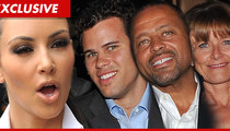 Kim Kardashian -- Kris' Parents Hated Me