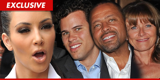 Kris Humphries parents and Kim
