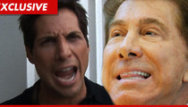 Joe Francis Sues Steve Wynn: Your Lies Almost Destroyed Me
