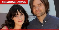 'New Girl' Star Zooey Deschanel & Husband Separate