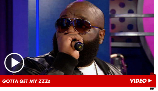 Rick Ross 106 and Park