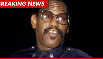 'Police Academy' Star Bubba Smith Died from Diet Pill Overdose