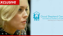 Homeless Shelter -- Our Residents Deserve Better Than Lindsay Lohan
