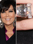 Kris Jenner: Kim Kardashian's Ring Isn't Worth $2 Million!