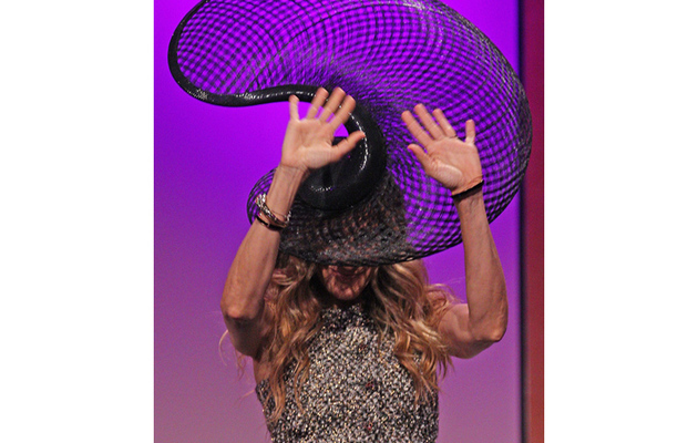 Sarah Jessica Parker's Ridiculous Hat