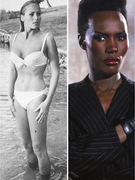 Bond Girls: Then & Now!