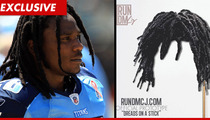 NFL Star Chris Johnson -- Threatens Lawsuit Over 'Dreads on a Stick'