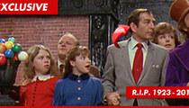 Leonard Stone 'Willy Wonka' Actor -- Dead at 87