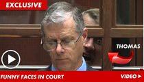 Selena Gomez's Alleged Stalker Acts Crazy in Court