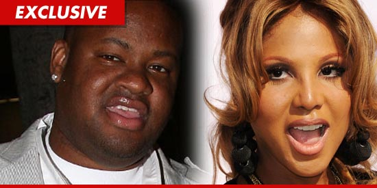 "Toni Braxton 's brother-in-law -- who also stars on "" Braxton Family"