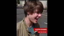 Justin Bieber Calls 'TMZ Live' -- Baby Mama Schmaby Mama