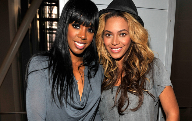 Kelly Rowland Lets It Slip: Beyonce's Having A ...