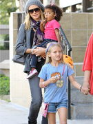 Heidi Klum's Girls' Day Out