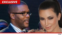 Tyler Perry -- I Do ... Still Want Kim Kardashian To Be in My Movie