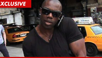 Terrell Owens Broke? -- Missed Court to Audition for the NFL