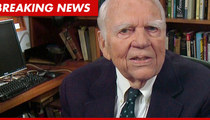 Andy Rooney -- Dead at 92