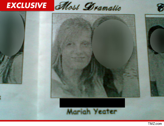 Mariah Yeater Yearbook Photo