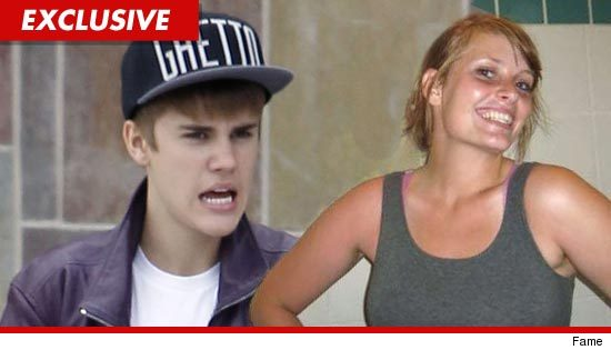 Justin Bieber and Mariah Yeater