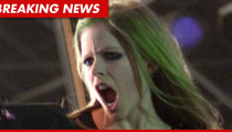 Avril Lavigne -- 'I Got Attacked ... My Face is F**ked'