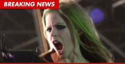 Avril Lavigne -- &#039;I Got Attacked ... My Face is F**ked&#039; 