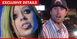 Avril Lavigne -- Attackers Taunted Brody Jenner, Called Him a &#039;Douche&#039;