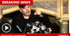 Herman Cain Accuser's News Conference -- Hijacked by 'Howard Stern Show' Writer