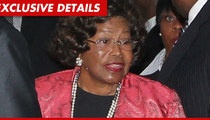 Katherine Jackson -- 'Justice Has Finally Been Served'