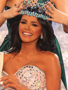 Hot Wannabe Nun Crowed Miss World!