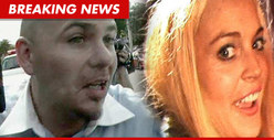 Pitbull SLAMS Lindsay Lohan -- You&#039;re Full of Crap!!!
