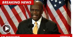 Herman Cain Rips New Accuser -- I Don&#039;t Even Know Who She Is!