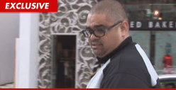 Heavy D -- Over 300 Pounds When He Died