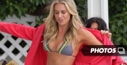 Rebecca Romijn -- The Bikini Heatwave