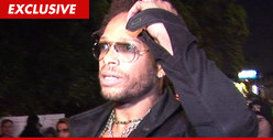 Gary Dourdan's Ex GF:  He Broke My Nose So I Want a Restraining Order