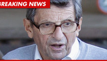 Joe Paterno Retiring After Football Season -- 'I Wish I Had Done More'